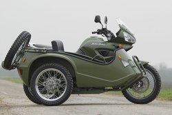 JH600B SIDECAR MOTORCYCLE
