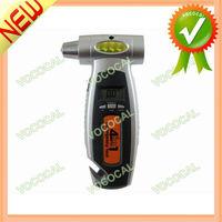 Digital Tire Gauge W/ LED Light Hammer Belt Cutter Function