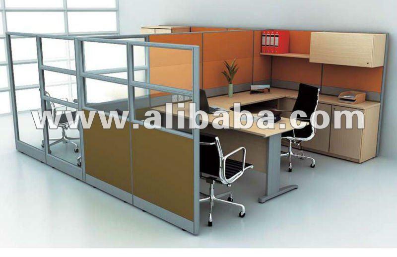 open space mobili per ufficio sistema-Tavolo in legno-Id prodotto ...