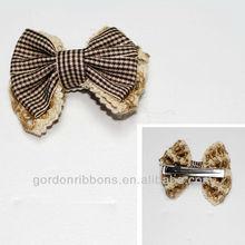 Western Fashion Hair Bow