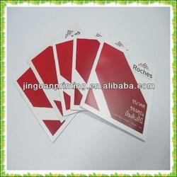 professional full color printed flyer/ booklet/ brochure/ catalog
