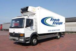 Refrigerated Trucks fo Rent,Chiller & Freezer Trucks & Vans,for Rent