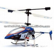 RC Toys Village Dh 9074 Model 3.5 Channel Metal Gyro Helicopter