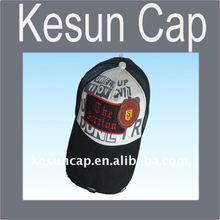 2012 Fashion washed mesh baseball cap