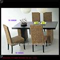 Étanche en bois échelle en bois meubles de chaise