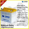 JIS standarddry cell battery 12v for electric start generator