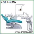 De segunda mano de la silla dental? El modelo económico odontología equipo asistente dental unidad de silla