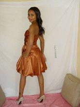 African designed dress