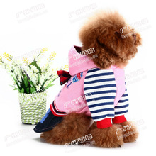 New dog clothes Italian girl Fall&Winter hoodie skirt pet apparel & products