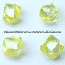 YELLOW- DIAMOND ROUGH-1-2CTWSIZE