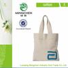 Wholesale Cotton tote bag/ canvas tote bags bulk/cotton bags promotion