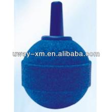 UW-AS009 Practical round shape Dia25mm size blue aquarium air stone