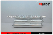 High quality MS Polymer silicone sealant for Autoglass/Concrete/artificial stone wall panel sealant