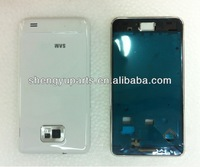 Cell Phone Spare Parts Full Housing For Samsung Galaxy S2 Housing With Back Cover and Middle Frame With Home/Side Button