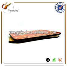 TWC1041 Pvc Coaster/Laser Engraved Coaster/Felt Pad For Coasters