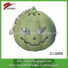 portable mini speaker pumpkin halloween present