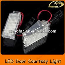 LED Door Courtesy Bulb for Audi A1 A2 A3 A4 A5 A6 A7 A8 Q3 Q5 Q7 RS3 RS4 RS5 RS6 R8 TT