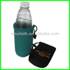 Promotional soft neoprene beer cover bottle holder