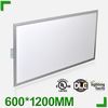 56W 65W 2*4 FT DLC UL listed ,Indoor light led slim panel flat panel lighting