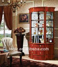 glass food warmer display showcase