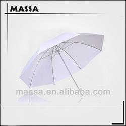 """33"""" 83cm Studio Flash White Diffuser Photo Soft translucent umbrella"""