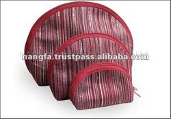 Thailand Elegant Style Fashion Silk Cosmetic Bags