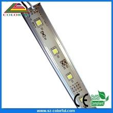 High intensity flexible led strip lighting led strip light pcb 12v led rigid bar