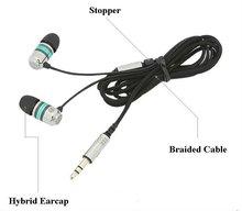 Professional Hybrid Earphones