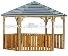 Timber Gazebo