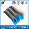 PCD tipped boring tools for aluminum
