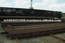 iron rail scrap