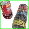 Fashion high class neoprene beer bottle can cooler bucket