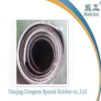 two cloth nylon insertion NBR black rubber