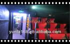 Newest 5d films in English amusement park projector cinema