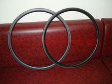 700c lightweight carbon bicycle rim spoke