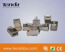 HOT!!! 2013 New product Good quality rj45 8p8c plug
