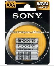 Sony Carbon Zinc 1.5V AAA Dry Battery