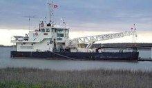 Twin Screw Cargo Ship