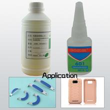fast drying adhesive instant bonding glue cyanoacrylate