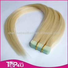 new style human tape hair extensions canada hair exension pu skin weft