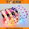 Hot Sale Cheaper Led Dog Collar TZ-PET3300 Led illuminated Dog Collar