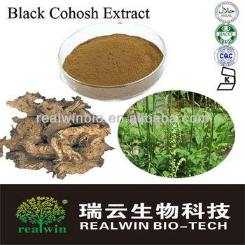 Best Price & High quality Black Cohosh Extract/Black Cohosh 2.5% Triterpene