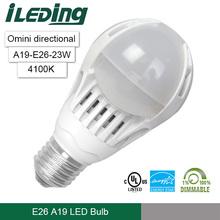 Energy star High Power LED Bulbs Equal 100W incandescent bulb