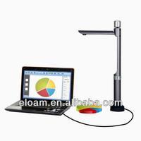 Classroom dual camera USB Digital Visual Presenter/Document Camera/