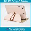 360 Rotating Detachable Design Leather Case for Mini iPad