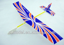 Fly Bird - Swift Flyer Hand Launch Airplane Models Rubber Powered Plane