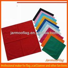 fashionable plain bandana