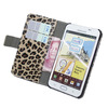 Factory price leopard print case for galaxy note II n7100
