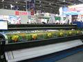 Skyjet uv de cama plana digital medidor de rodillo de la impresora ft2512r/rollos impresos