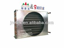 Copper Tube Aluminium Fins Condenser Coil